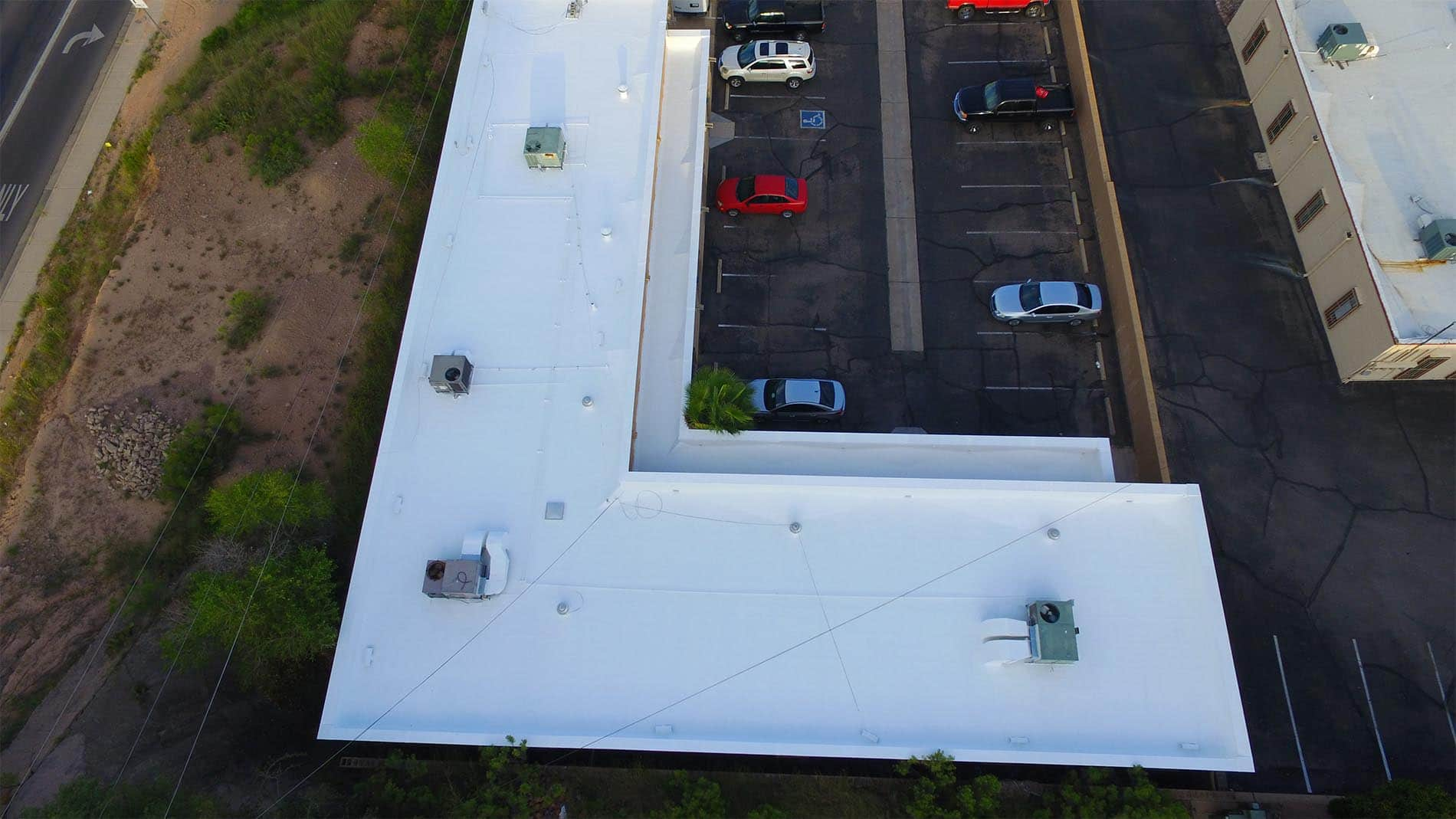 Diana's Construction | Flat Roofs